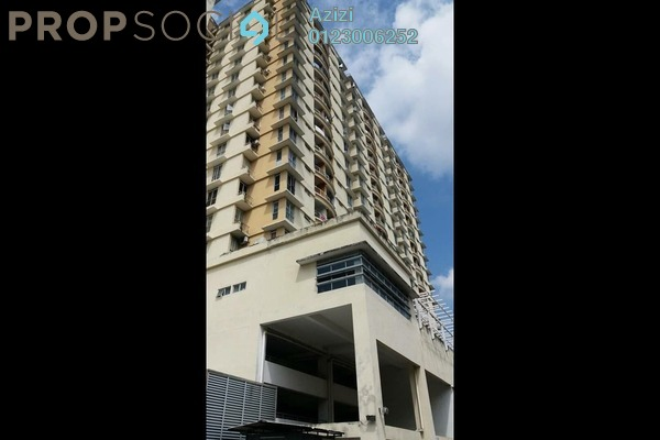 For Sale Condominium at Warisan Cityview, Cheras Leasehold Unfurnished 3R/2B 450k