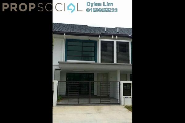 For Sale Terrace at Nafiri, Bandar Bukit Raja Freehold Unfurnished 4R/3B 788k