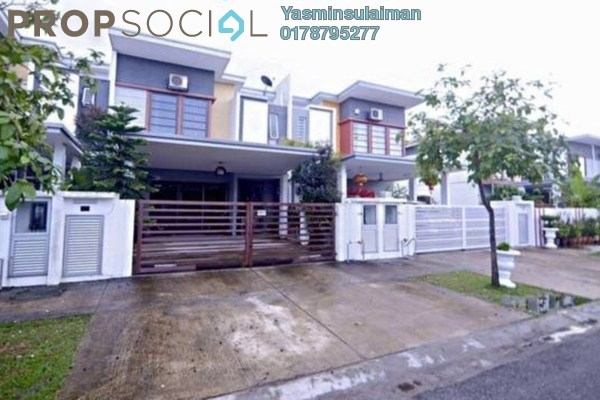 For Rent Link at 50 Residensi, Cahaya SPK Freehold Semi Furnished 4R/3B 3.5k