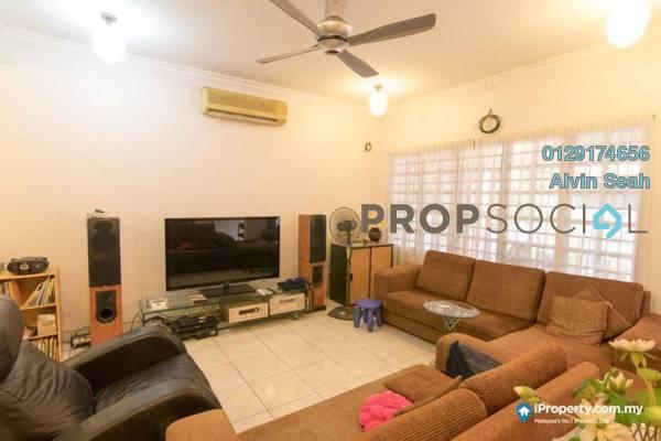 For Sale Terrace at BU10, Bandar Utama Freehold Semi Furnished 5R/4B 1.6m