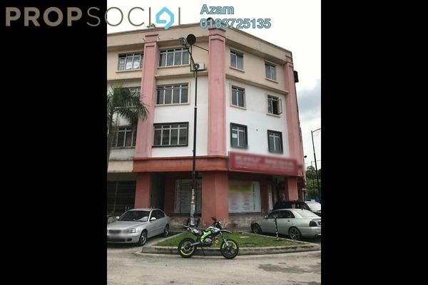 For Rent Apartment at Saujana Damansara, Damansara Damai Freehold Semi Furnished 4R/1B 800translationmissing:en.pricing.unit