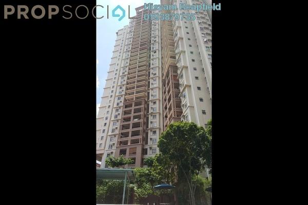 For Sale Condominium at Seri Maya, Setiawangsa Freehold Fully Furnished 3R/2B 650k