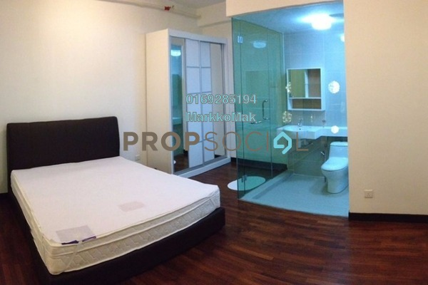 For Rent SoHo/Studio at The Scott Soho, Old Klang Road Freehold Fully Furnished 1R/1B 1.8k