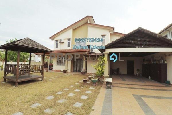 For Sale Terrace at Bandar Sri Putra, Bandar Seri Putra Freehold Unfurnished 4R/3B 890k