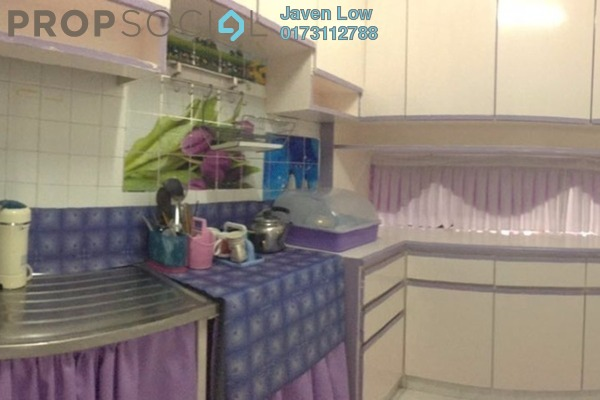 For Sale Apartment at Rampai Court, Setapak Freehold Fully Furnished 2R/2B 315k