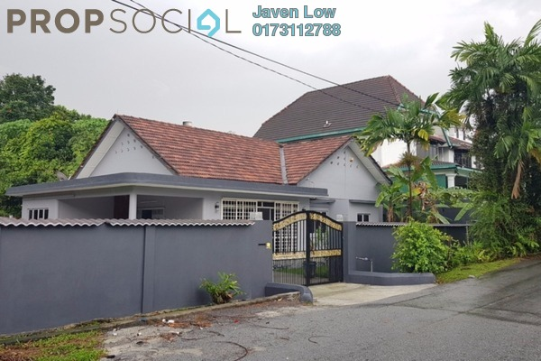 For Rent Bungalow at Section 4, Petaling Jaya Freehold Semi Furnished 5R/4B 5k