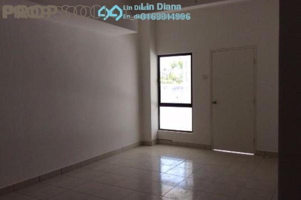 For Rent Townhouse at SL7, Bandar Sungai Long Freehold Unfurnished 3R/1B 1.25k