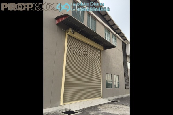 For Rent Factory at Balakong Jaya Industrial Park, Balakong Freehold Unfurnished 5R/6B 12k