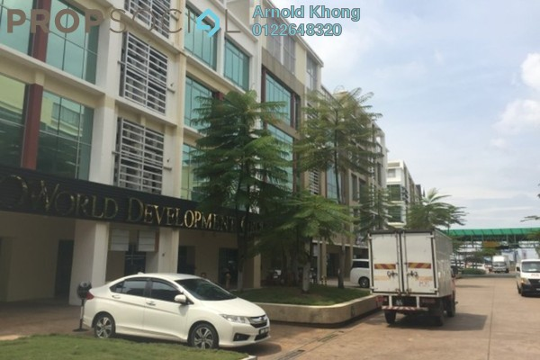 For Rent Shop at Setia Avenue, Setia Alam Freehold Unfurnished 0R/2B 4.7k