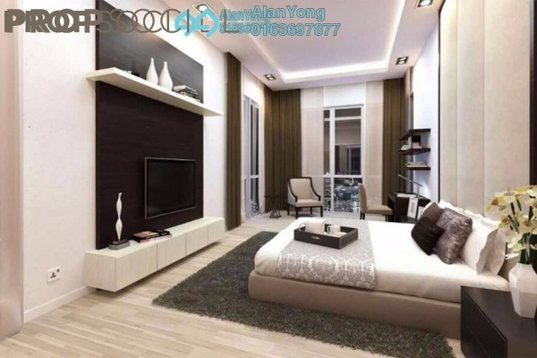 For Rent Condominium at Icon Residence, Dutamas Freehold Fully Furnished 2R/2B 4k