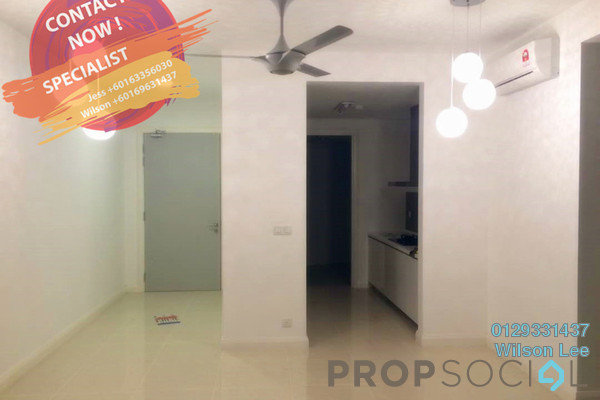 For Rent Condominium at The Westside Two, Desa ParkCity Freehold Semi Furnished 3R/2B 3k