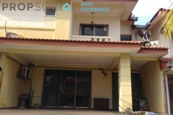 For Sale Terrace at Seksyen 6, Bandar Bukit Mahkota Freehold Semi Furnished 4R/3B 520k