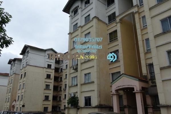 For Sale Apartment at Bandar Puncak Alam, Kuala Selangor Freehold Unfurnished 3R/2B 155k