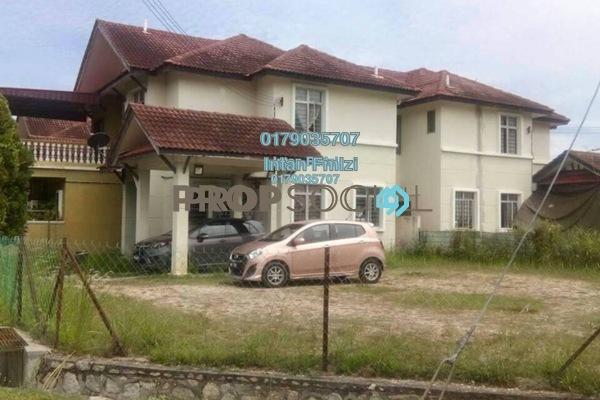 For Sale Terrace at Bandar Puncak Alam, Kuala Selangor Freehold Unfurnished 4R/3B 530k
