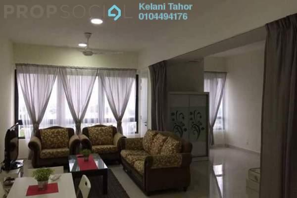For Rent Condominium at Tropicana Metropark, Subang Jaya Freehold Fully Furnished 1R/1B 2k