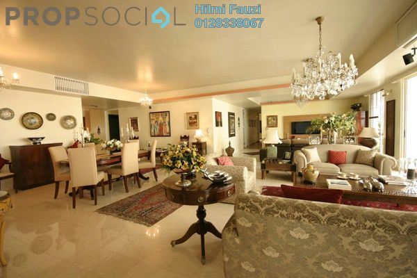 For Sale Condominium at 2 Hampshire, KLCC Freehold Fully Furnished 3R/5B 2.7m