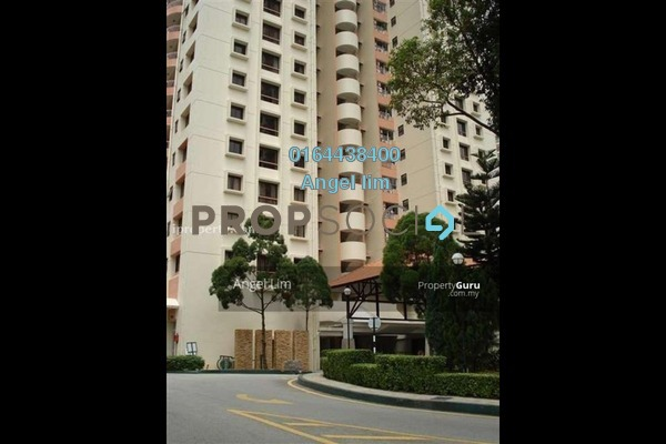 For Rent Condominium at Mont Kiara Pines, Mont Kiara Freehold Semi Furnished 3R/2B 2.8k
