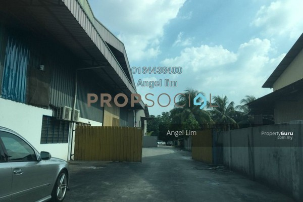 For Rent Factory at Kampung Sungai Buloh, Sungai Siput Freehold Unfurnished 0R/0B 6k