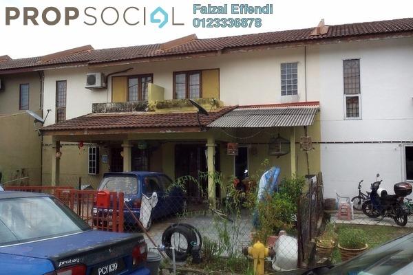 For Sale Terrace at Seksyen BB7, Bukit Beruntung Freehold Unfurnished 4R/3B 280k