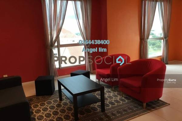 For Sale Condominium at Casa Indah 2, Tropicana Freehold Fully Furnished 3R/2B 920k