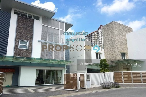 For Sale Bungalow at The Effingham, Bandar Utama Freehold Fully Furnished 7R/8B 6.2m