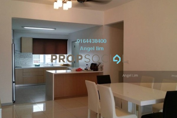 For Rent Condominium at Villa Orkid, Segambut Freehold Fully Furnished 4R/4B 2.8k