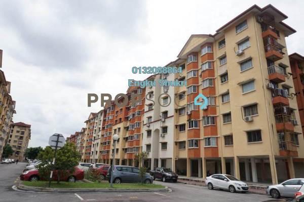 For Sale Apartment at Carlina Apartment, Kota Damansara Freehold Unfurnished 3R/2B 300k