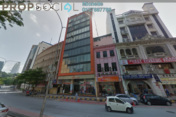 For Sale Shop at Maytower, Dang Wangi Freehold Semi Furnished 8R/8B 5m