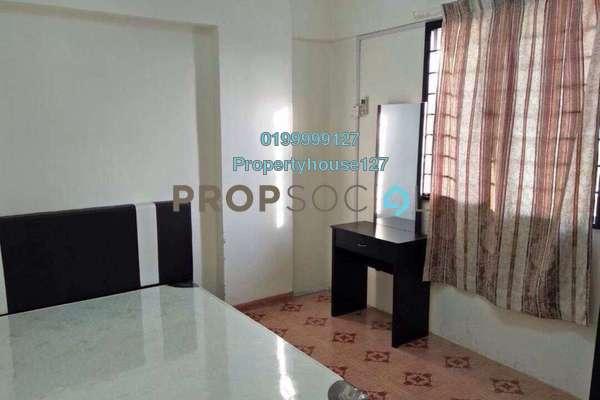 For Rent Apartment at Putra Damai Apartment, Putrajaya Freehold Fully Furnished 3R/2B 1.4k