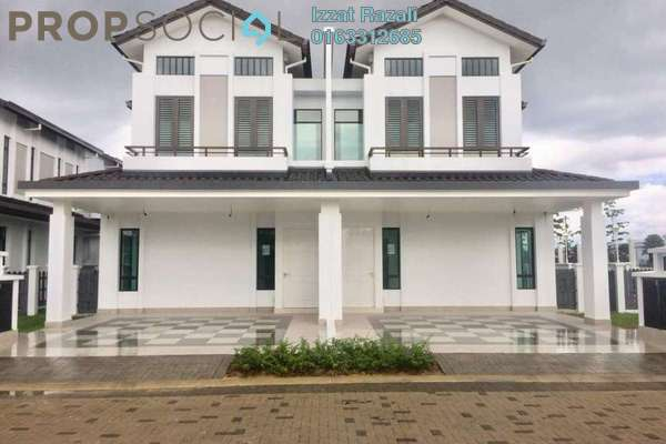 For Sale Semi-Detached at Eco Majestic, Semenyih Freehold Unfurnished 4R/5B 990k