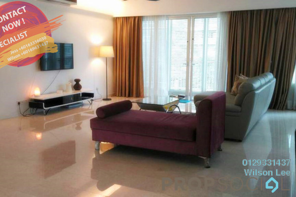For Sale Condominium at Kiaraville, Mont Kiara Freehold Fully Furnished 3R/4B 1.5m