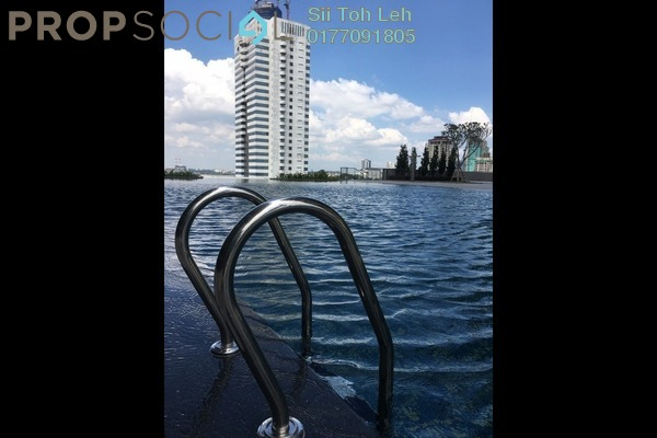 For Rent Condominium at Setia Sky 88, Johor Bahru Freehold Fully Furnished 1R/1B 2k