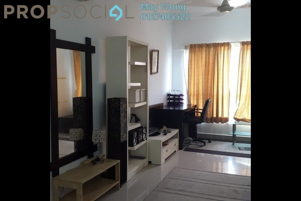 For Rent Apartment at Subang Avenue, Subang Jaya Freehold Fully Furnished 0R/1B 2k
