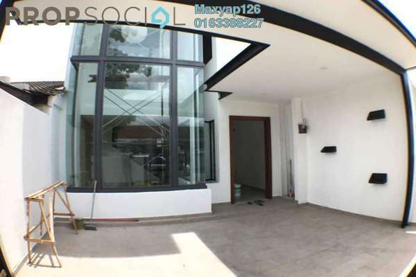 For Sale Terrace at Kepong Baru, Kepong Leasehold Semi Furnished 3R/3B 880k