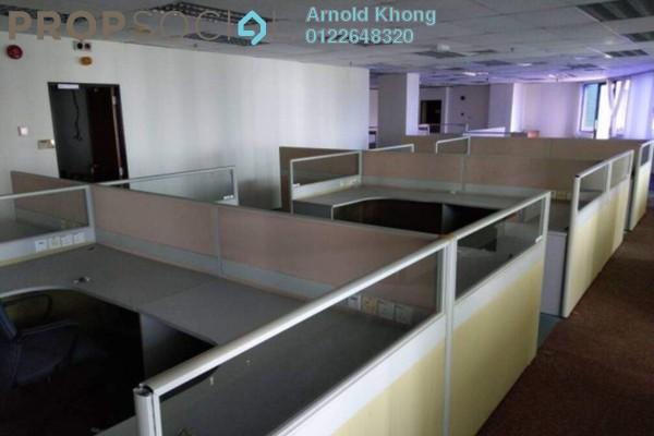 For Rent Office at Menara Zurich, Johor Bahru Freehold Semi Furnished 0R/0B 36k