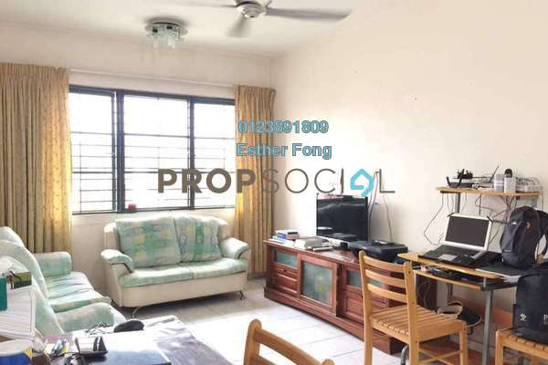 For Rent Apartment at SD Apartment II, Bandar Sri Damansara Freehold Fully Furnished 3R/2B 1.1k