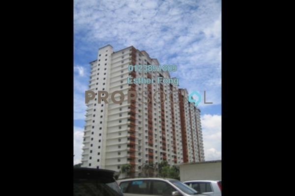 For Rent Apartment at Flora Damansara, Damansara Perdana Freehold Unfurnished 3R/2B 600translationmissing:en.pricing.unit