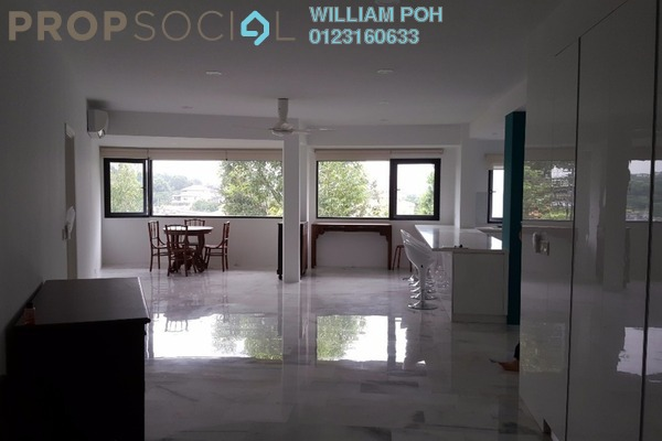For Rent Condominium at Belair, Damansara Heights Freehold Semi Furnished 2R/2B 5k