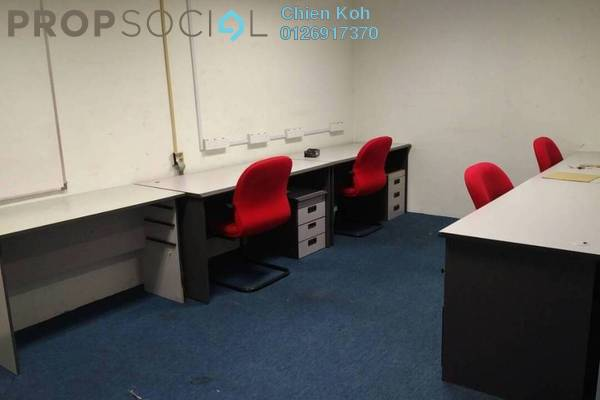 For Rent Office at Plaza Pantai, Pantai Freehold Fully Furnished 0R/0B 1.8k