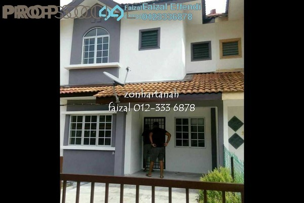 For Sale Terrace at Taman Malawati Jaya, Kuala Selangor Freehold Unfurnished 3R/2B 270k