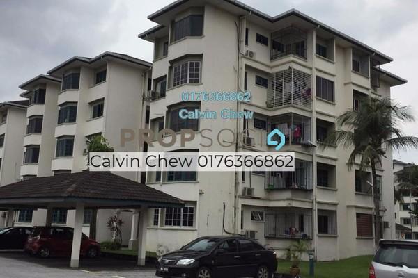 For Sale Apartment at Sunway Court, Bandar Sunway Freehold Unfurnished 3R/2B 270k