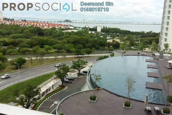 For Sale Condominium at Tropicana Bay Residences, Bayan Indah Freehold Unfurnished 4R/4B 980k