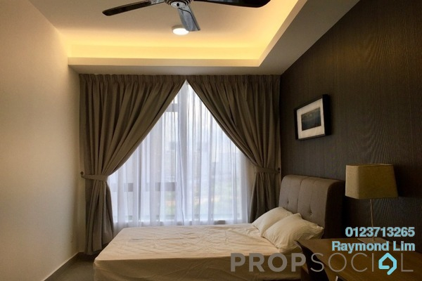 For Rent Condominium at Kanvas, Cyberjaya Freehold Fully Furnished 1R/1B 1.5k