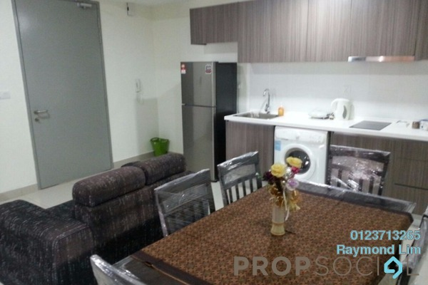 For Rent Condominium at Hyve, Cyberjaya Freehold Fully Furnished 1R/1B 1.25k