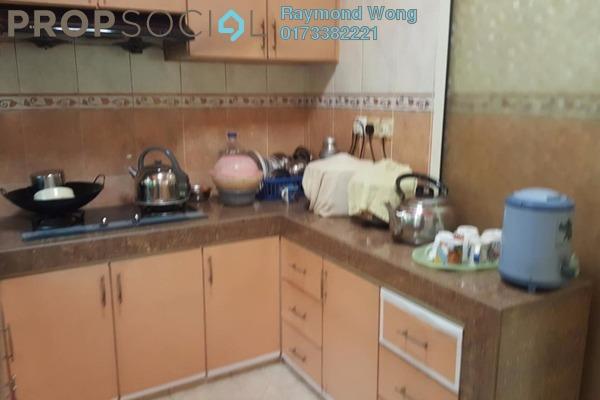 For Sale Terrace at Taman Bukit Teratai, Ampang Leasehold Semi Furnished 2R/1B 375k