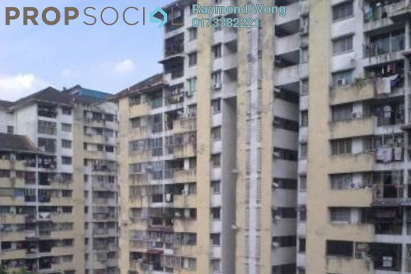 For Sale Apartment at Miharja Apartment, Cheras Leasehold Unfurnished 3R/2B 285k