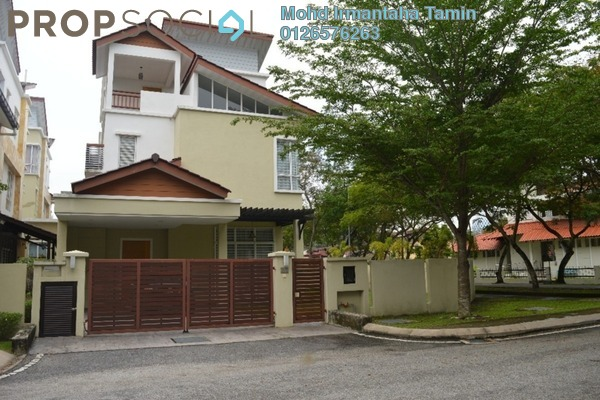 For Sale Bungalow at Section 4, Shah Alam Freehold Fully Furnished 6R/5B 2.5m