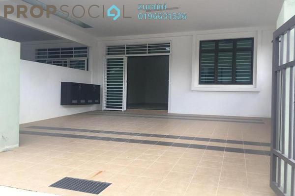For Rent Terrace at Nada Alam, Nilai Freehold Semi Furnished 4R/2B 1.2k