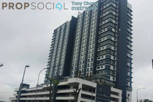 For Sale Condominium at Galleria, Equine Park Freehold Semi Furnished 1R/1B 298k