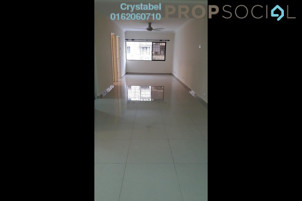 For Rent Apartment at Pandan Jaya H5, Pandan Jaya Freehold Semi Furnished 3R/2B 1.2k